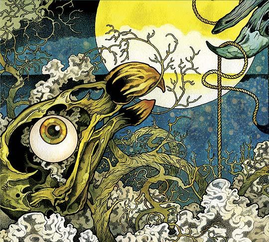 Ilustración de JOHN DYER BAIZLEY