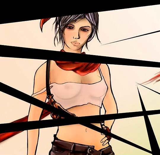 Ilustración de Molinart