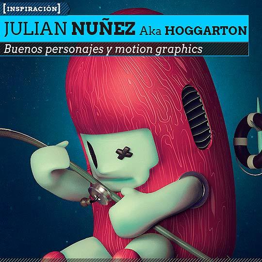 Personajes de Hoggarton