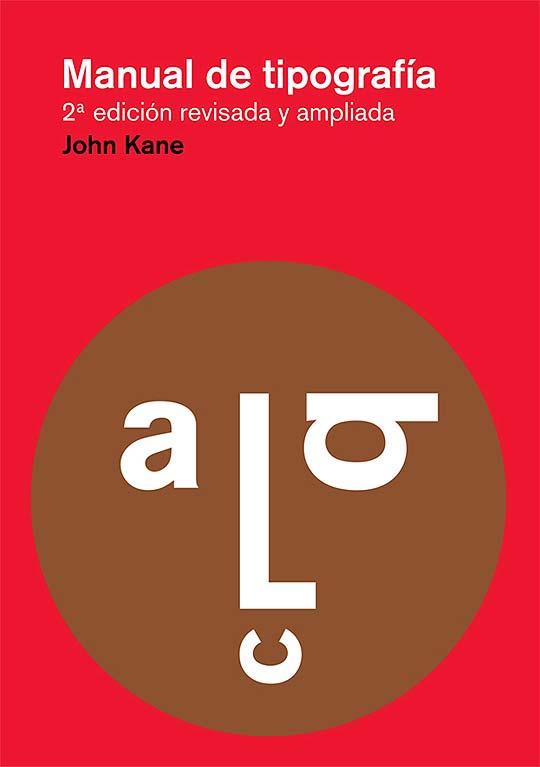 Manual de tipografía de JOHN KANE