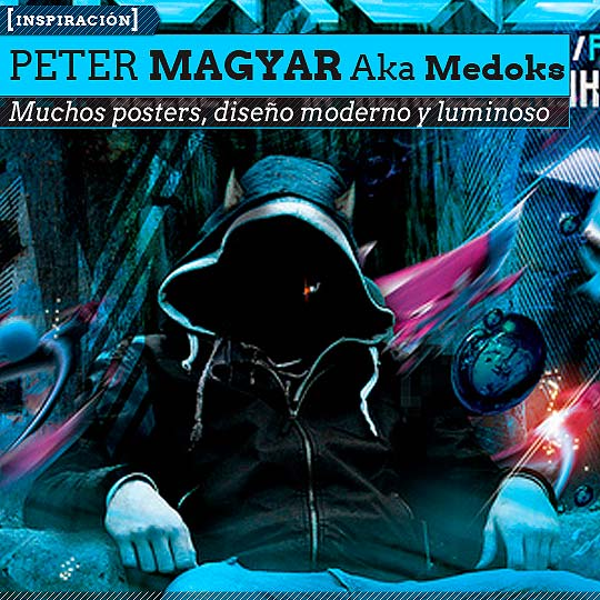 Diseño gráfico de PETER MAGYAR