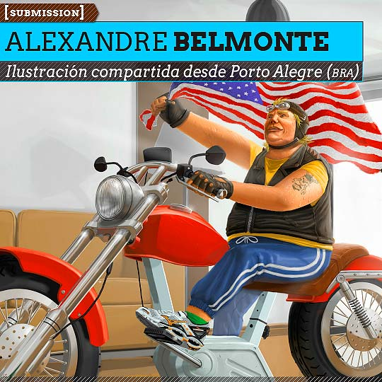 Ilustración de Albelmonte