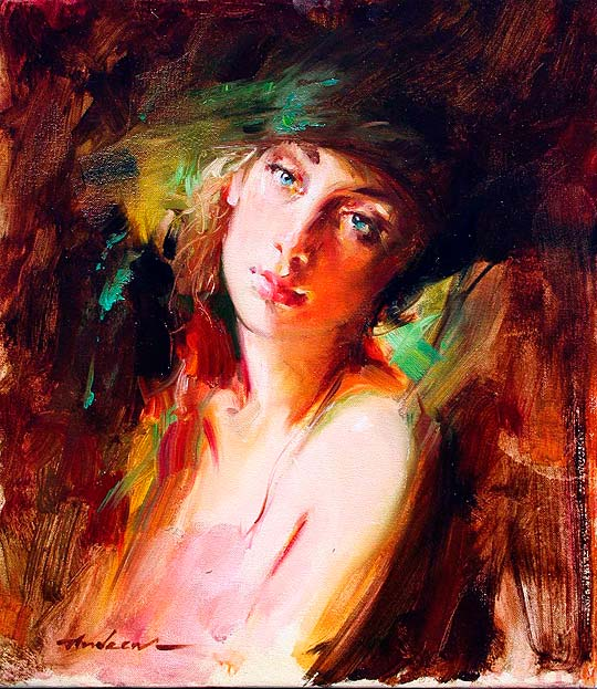 Pintura de ANDREW ATROSHENKO