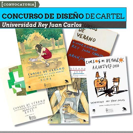 Concurso de Diseño de Cartel Universidad Rey Juan Carlos