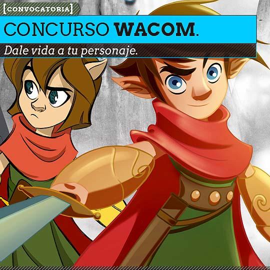 """Concurso. """"DALE VIDA A TU PERSONAJE."""""""