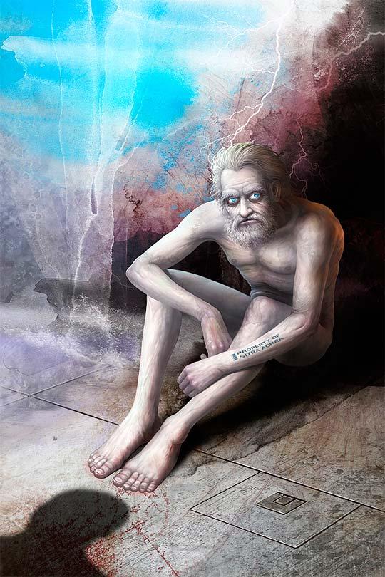Arte digital de GEORGI MARKOV Aka Hofarts