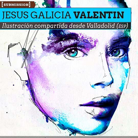 Ilustración de JESUS GALICIA VALENTIN Aka akagami