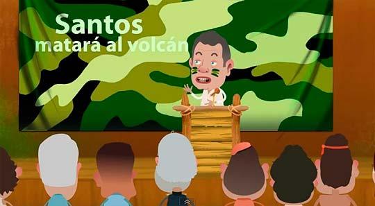 La isla presidencial de El Chigüire Bipolar