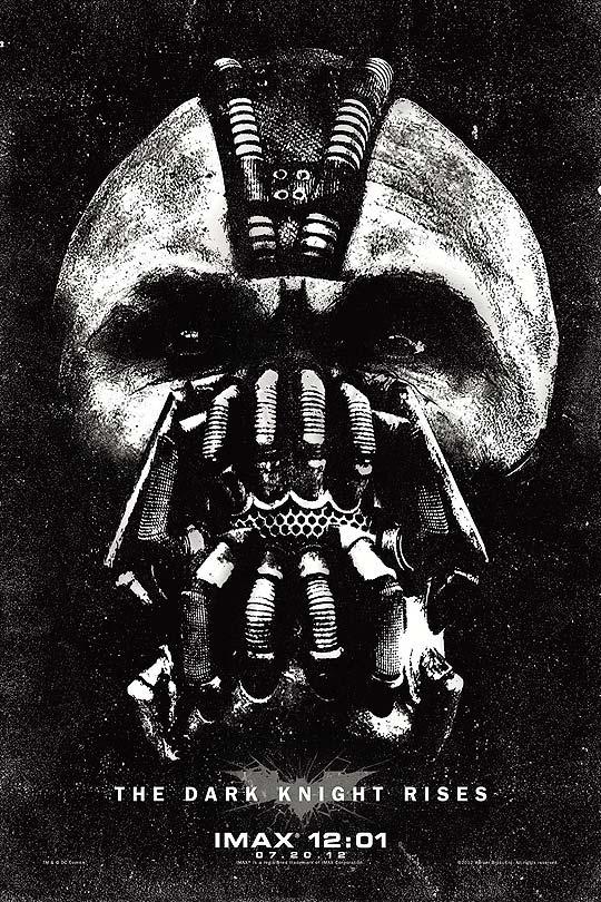 Los mejores 25 posters de cine para recordar el 2012