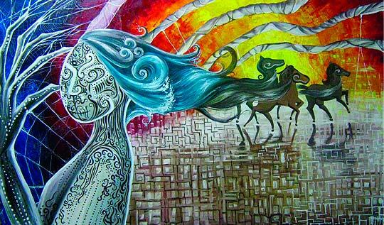Ilustración de EVA VELASQUEZ