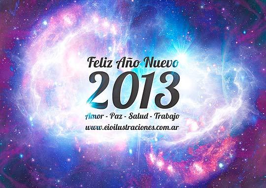 Feliz 2013 por EIO