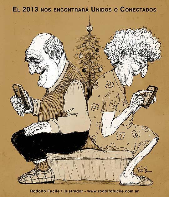 Feliz 2013 por Rodolfo Fucile