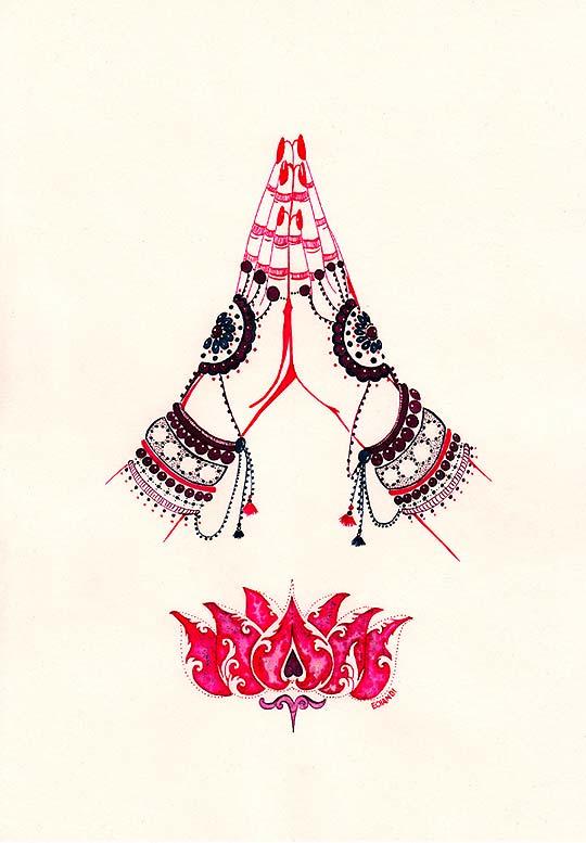 Ilustración de JO ECHANDI
