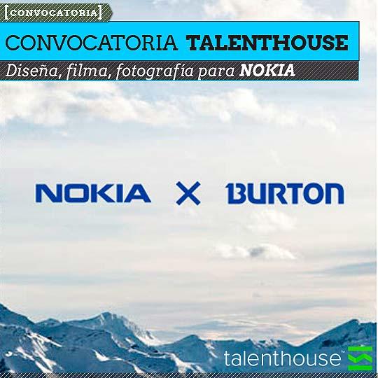Nueva convocatoria para creativos desde TalentHouse.
