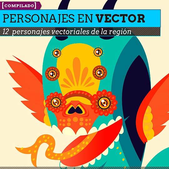 Vector. Algo de la producción vectorial de la región