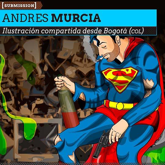 Ilustración de ANDRÉS MURCIA