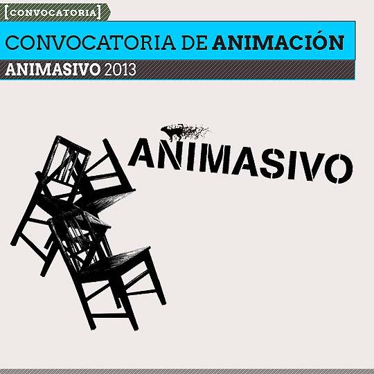 Convocatoria para animadores. ANIMASIVO 2013.