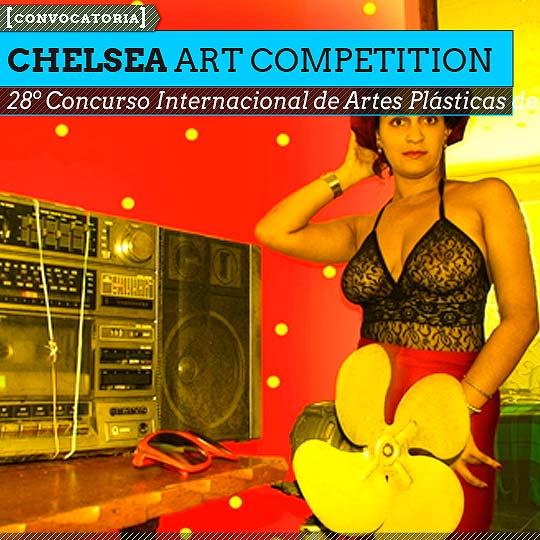 28º Concurso Internacional de Artes Plásticas de Chelsea.
