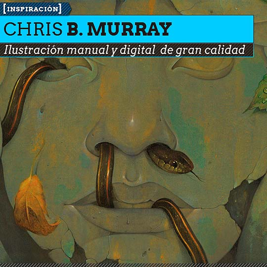 Ilustración de CHRIS B. MURRAY.