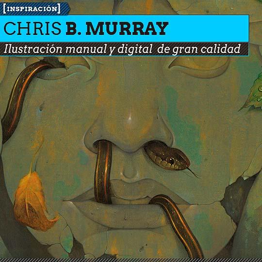 Ilustración de CHRIS B. MURRAY.