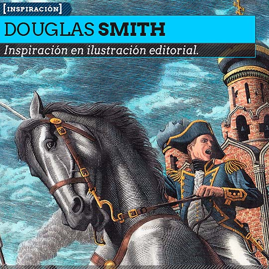 Ilustración de DOUGLAS SMITH.