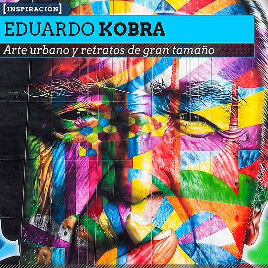Arte urbano de EDUARDO KOBRA