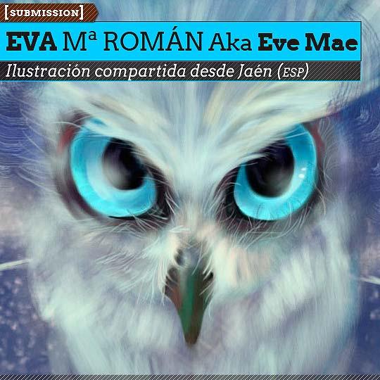 Ilustración de EVE MAE.