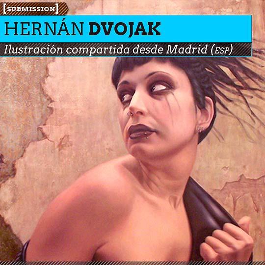 Ilustración de HERNÁN DVOJAK