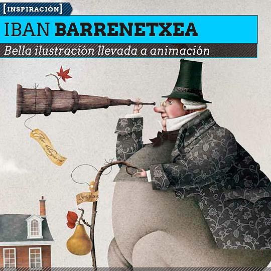 Bombástica Naturalis de IBAN BARRENETXEA