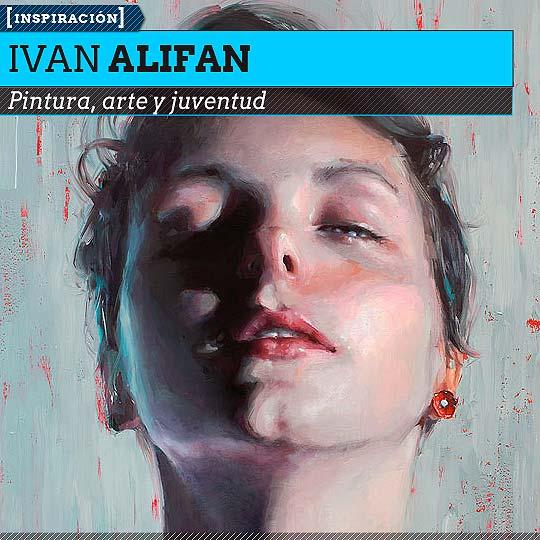 Pintura de IVAN ALIFAN.