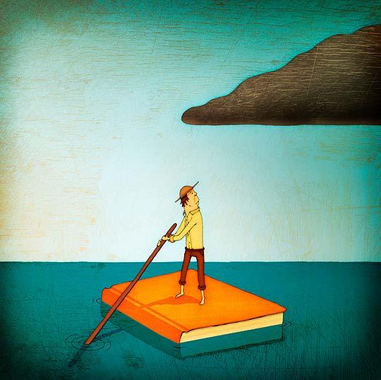 Ilustración de JESSE KUHN