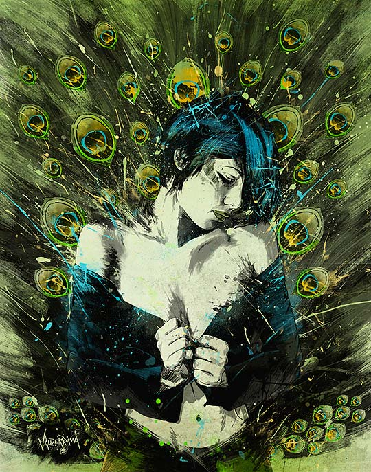 Pintura digital de JP VALDERRAMA Aka Fresh Doodle.