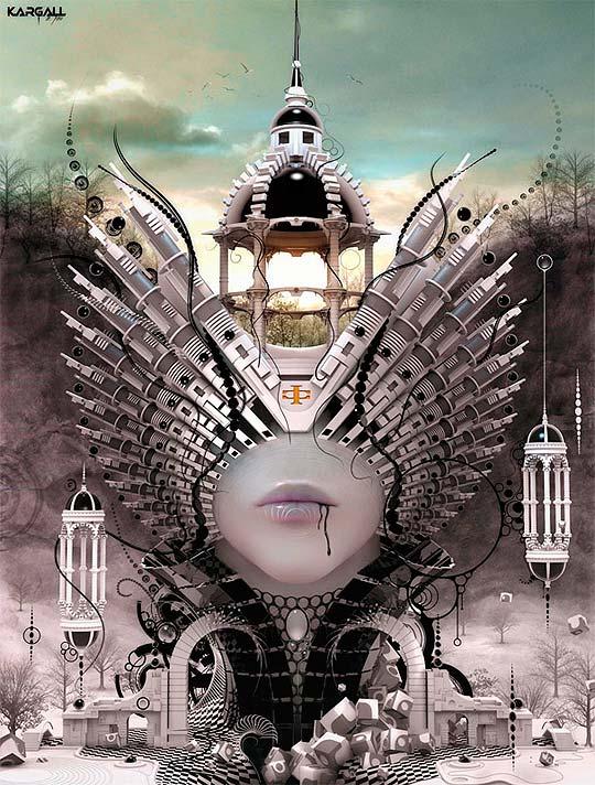 Ilustración de KARGALL LE-FOU