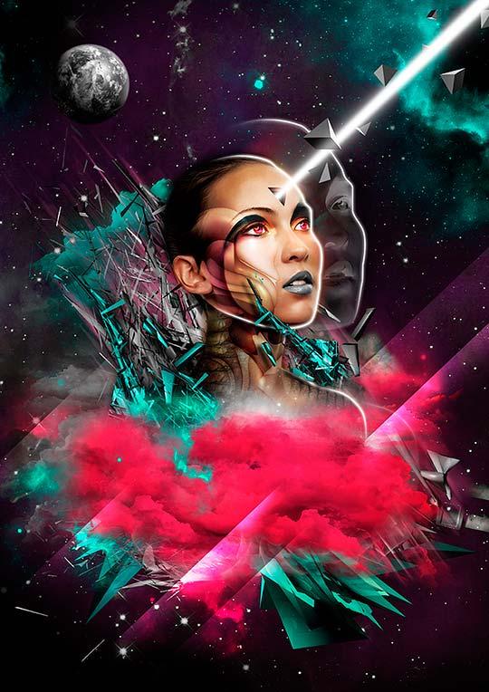 Diseño de LEROY VAN DRIE Aka LeRoi3.