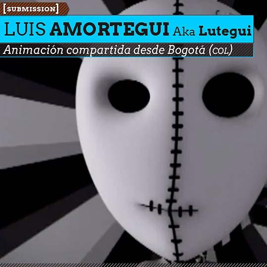 Animación de LUIS AMORTEGUI Aka Lutegui
