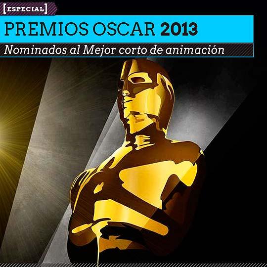 Nominados a los Premios Oscar 2013, Mejor corto animado.