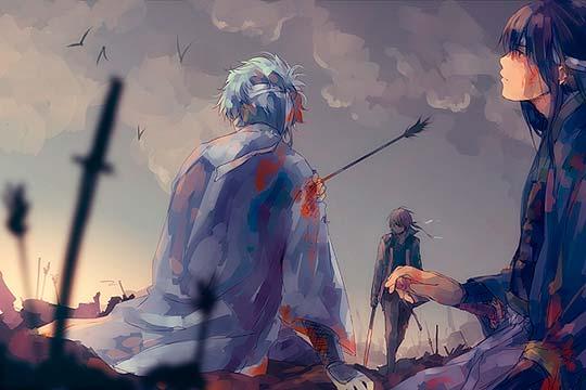Arte digital. Ilustración y manga de NURIKO-KUN