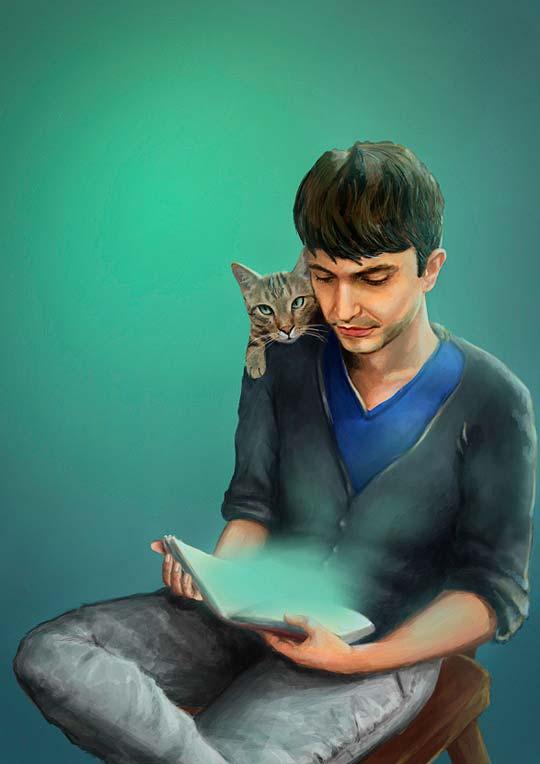 Ilustración de Pakortiz.