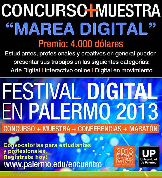 Primer Concurso y muestra de Creatividad Digital UP MAREA DIGITAL