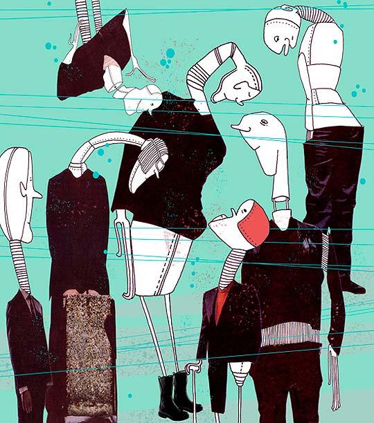 Ilustración de Vanejulian