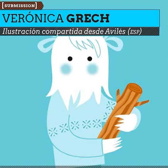 Ilustración de VERÓNICA GRECH