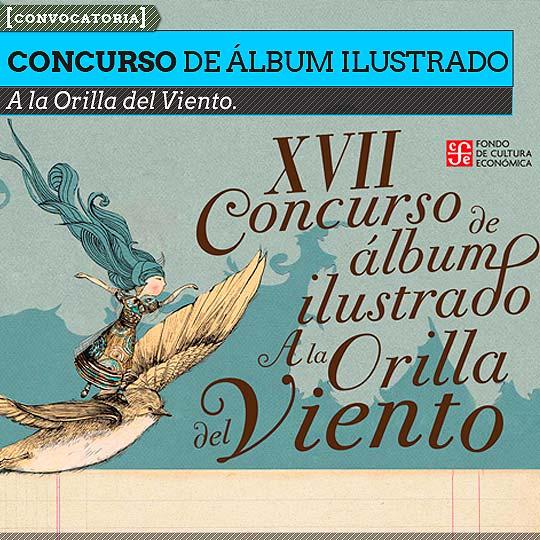 Concurso de Álbum Ilustrado A la Orilla del Viento.