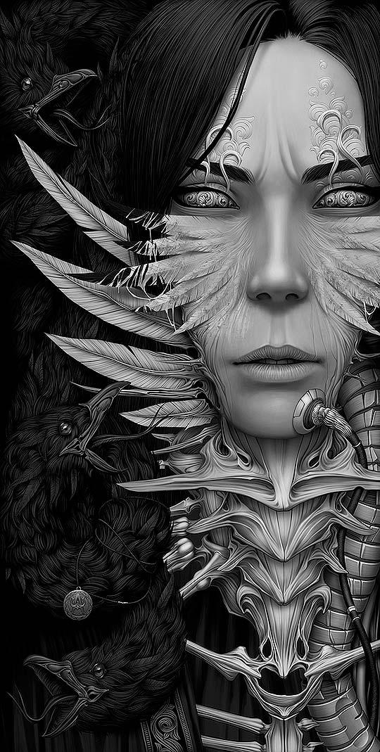 Ilustración de ALEXANDER FEDOSOV.