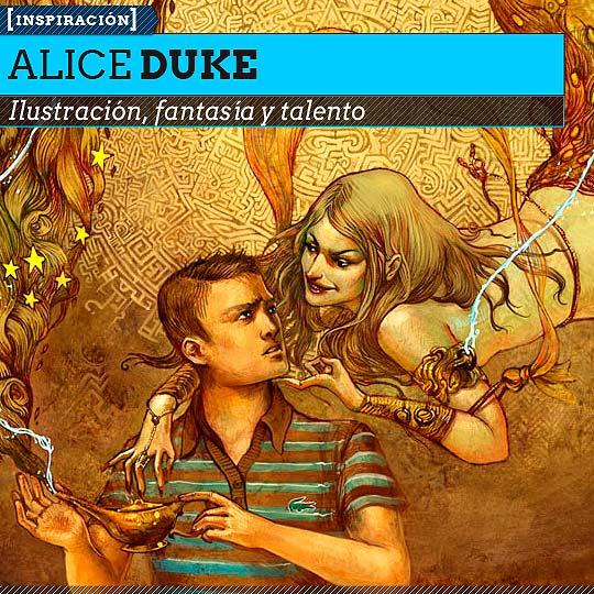 Ilustración de ALICE DUKE