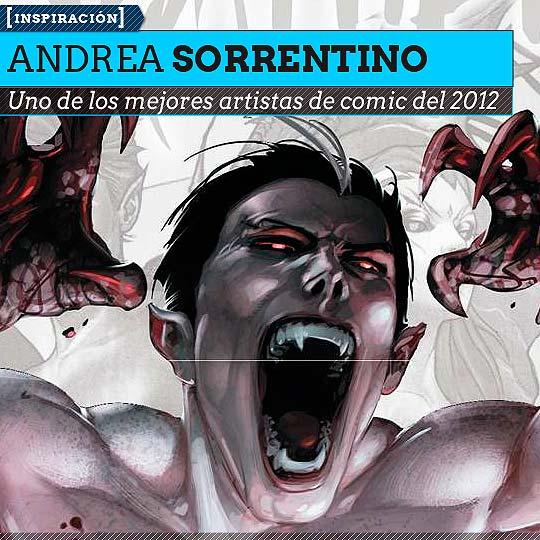 Ilustración de ANDREA SORRENTINO