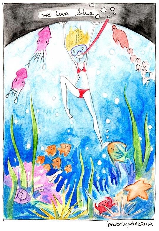 Ilustración de BEATRIZ PÉREZ PACHECO