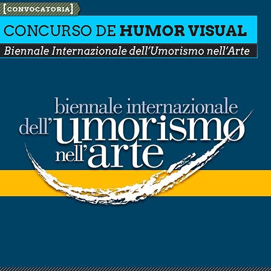 Concurso de Humor Visual. Bienal del Humor en el Arte.