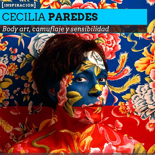 Body art de CECILIA PAREDES