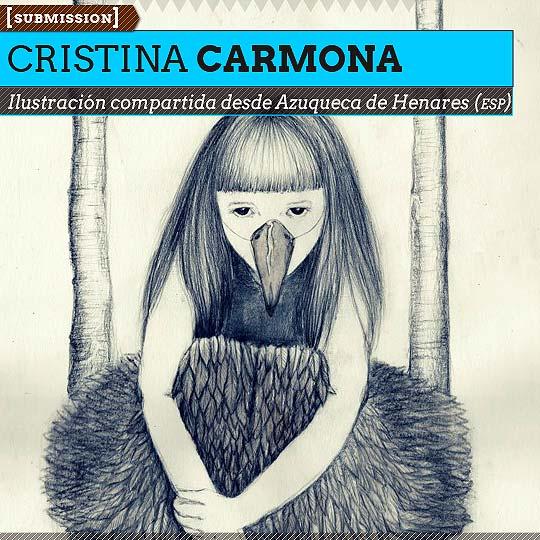 Ilustración de CRISTINA CARMONA