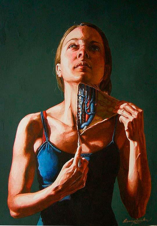 Pintura de DANNY QUIRK